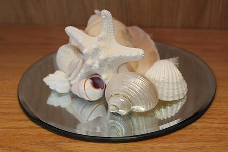 Beach Decor: Table Centerpiece, Nautical Decor Centerpiece, Beach Decor Centerpiece, Beach Wedding Centerpiece