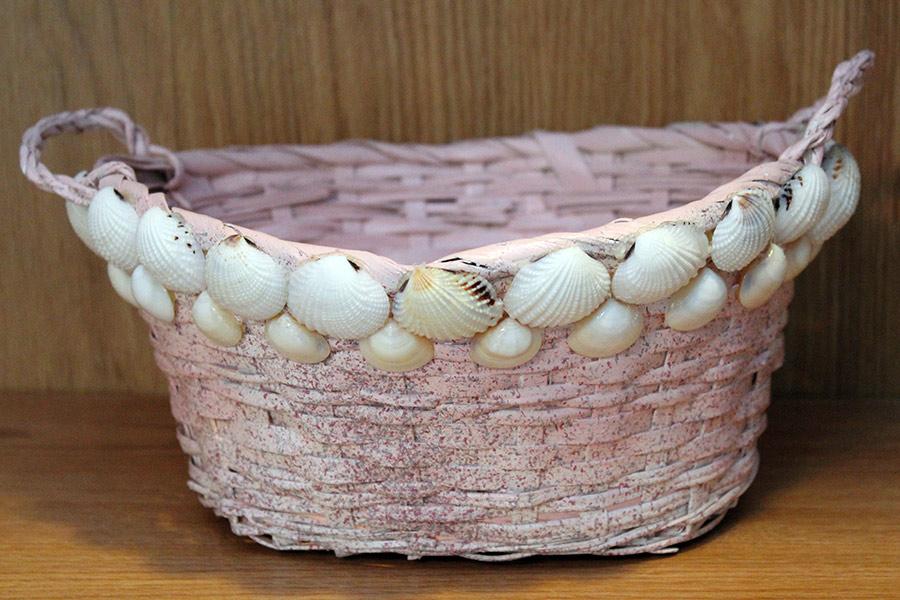 SeashellBasket